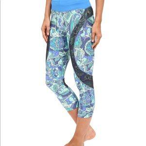 "🆕 MAAJI• Cyanne forest"" Capri athletic leggings"